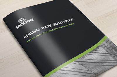 Selecting your Renewal Date