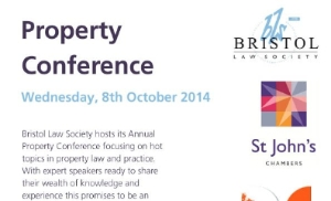 Last chance:  Bristol Property Conference this week