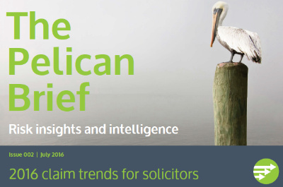 Claims trends for Solicitors, 2016